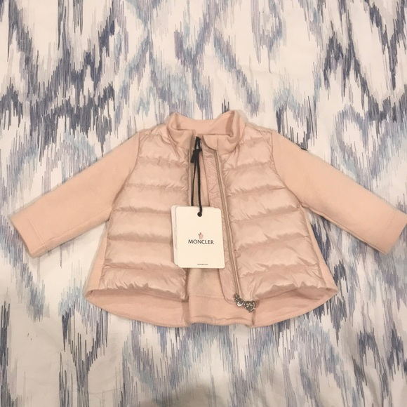 b6004e226acc7 Moncler Jackets & Coats   Baby Girl Quilted Jacket   Poshmark